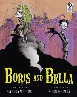 Boris and Bella - This story is proof that not only do opposites attract but they may find that they have more in common than they think! A monstrously romantic picture book for young and old alike.No review has been scheduled for this book.