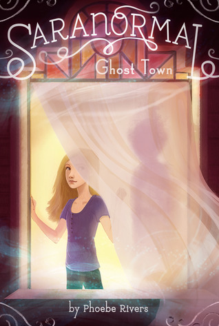 Ghost Town (Saranormal Book 1) - Sara has a secret, she sees people who aren't always there. This is a safe series for teen and pre-teen series for those who like ghosts who just need help moving on and who don't intend to scare. This is a well written series with good role models all around.Click image for a full review.