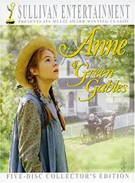 anne shirley and her mishaps will bring a smile to your face