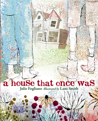 Lovely illustrations and an enchanting poem
