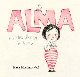 alma doesn't like her name until she knows where it came from