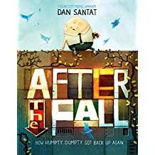 Dan santat has a gift for artistic storytelling