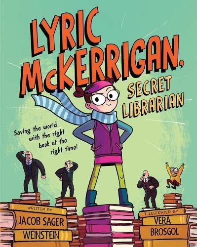 Lyric McKerrigan, Secret Librarian.jpg