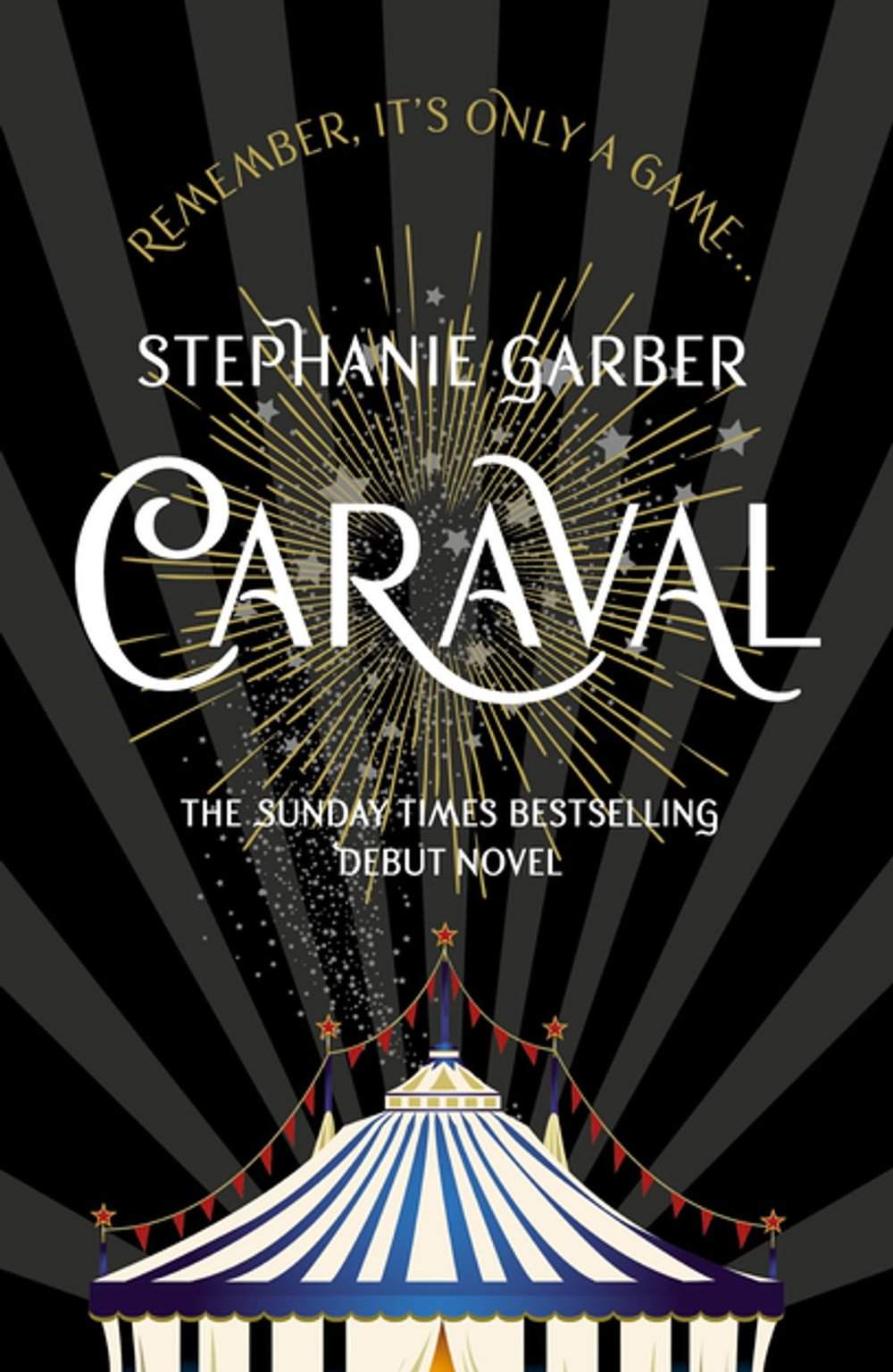 By Stephanie Garber - Scarlett has been told that everything that happens during Caraval is only an elaborate performance.*
