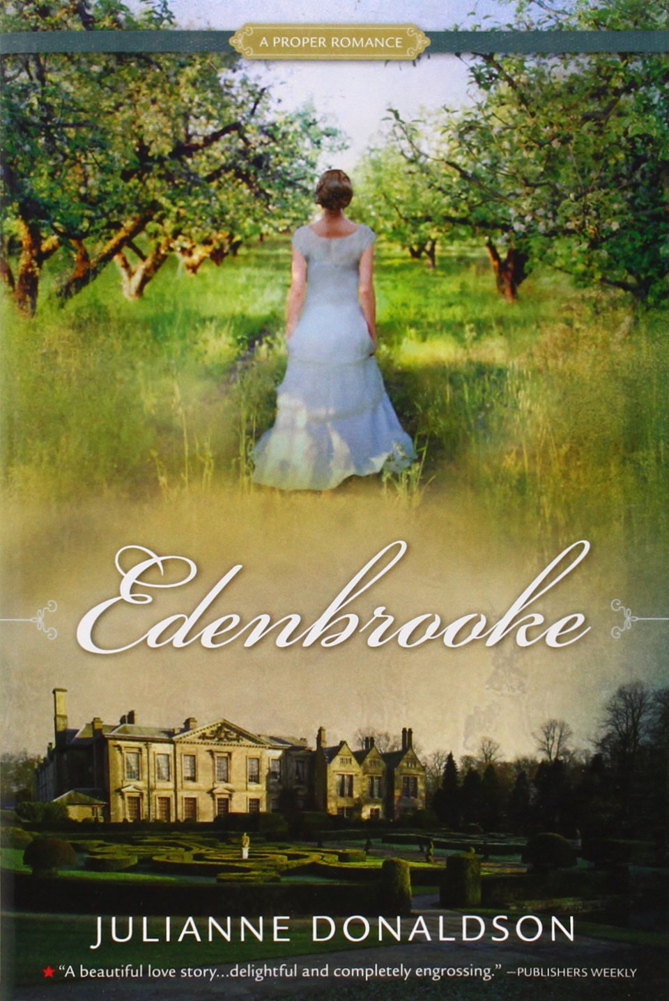 By Julianne Donaldson - When an invitation arrives from her twin sister, Cecily, to join her at a sprawling country estate, Marianne jumps at the chance.*