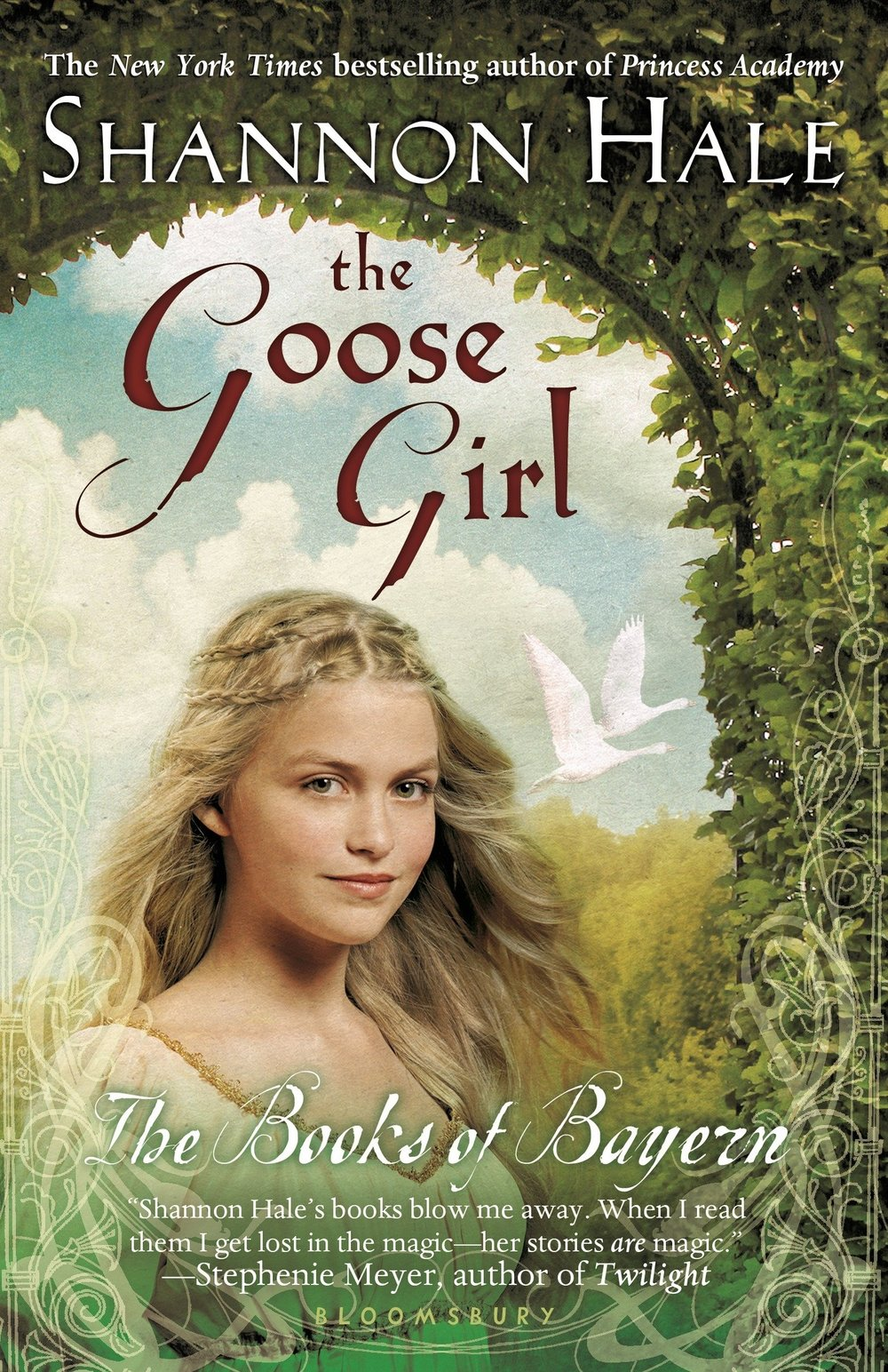 By Shannon Hale - Ani takes on work as a royal goose girl, hiding in plain sight while she develops her forbidden talents and works to discover her own true, powerful voice.*