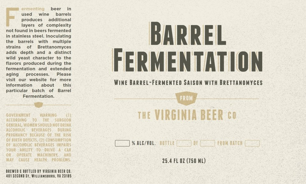 Learn about the    Barrel Fermentation Project
