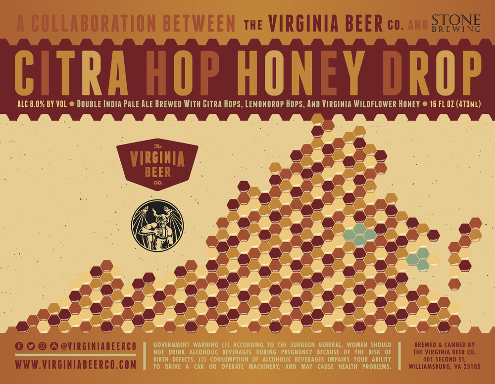 Learn about    Citra Hop Honey Drop