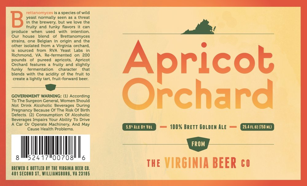 Learn about    Apricot Orchard Brett Golden Ale