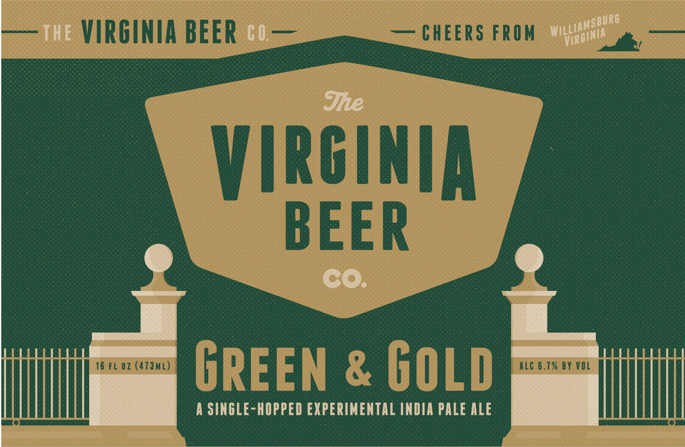 Learn about    Green & Gold Experimental IPA