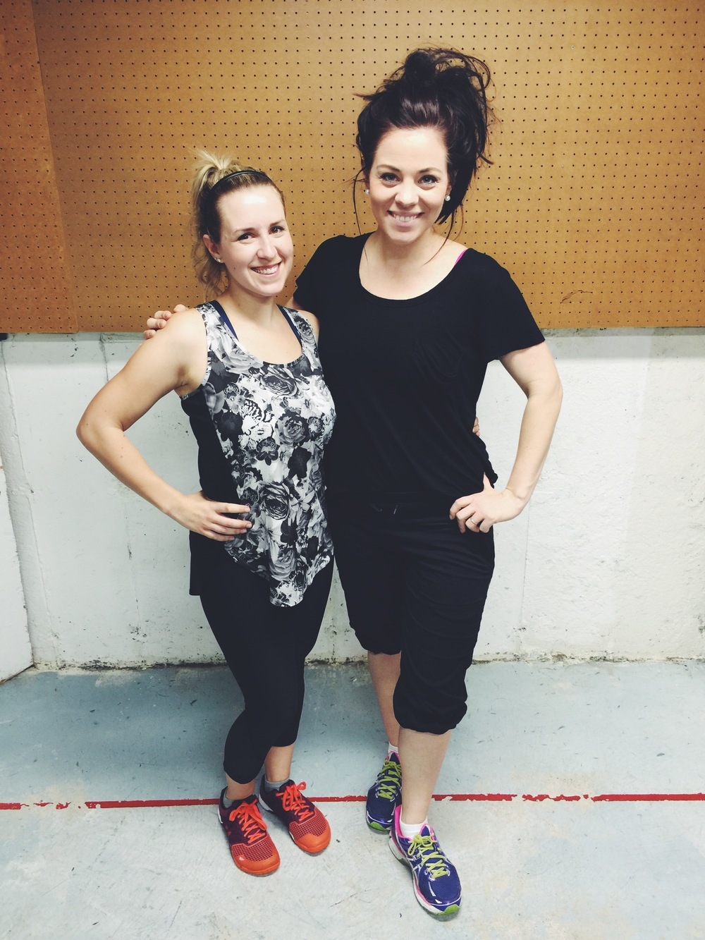 "Jaime firmed up all around and tackled killer leg workouts. She gained the confidence she needed to continue running after her goals.  ""You've brought me from 'I can't' to 'more'. The physical change is great but the mental change has had the greatest impact in my life. I'm not intimidated by my goals anymore!"" - Jaime"