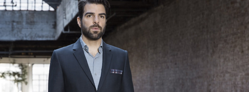 Dodge - An Interview - Zachary Quinto