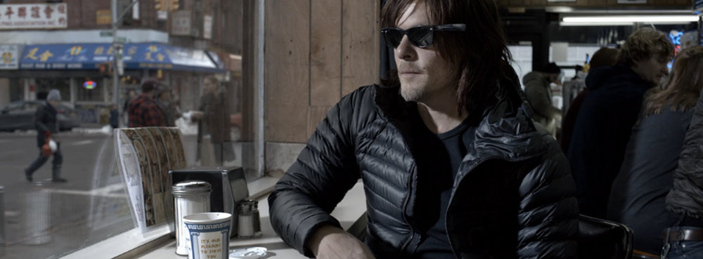 Dodge - An Interview - Norman Reedus