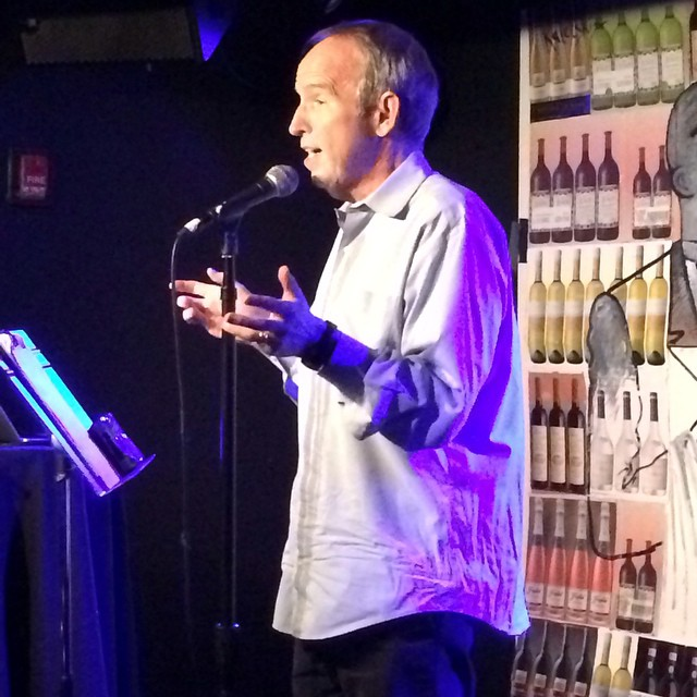 Uncle Frank shares one of his cautionary tales at this past week's show. #storytelling #stories #themoth #nycstorytelling #nyc