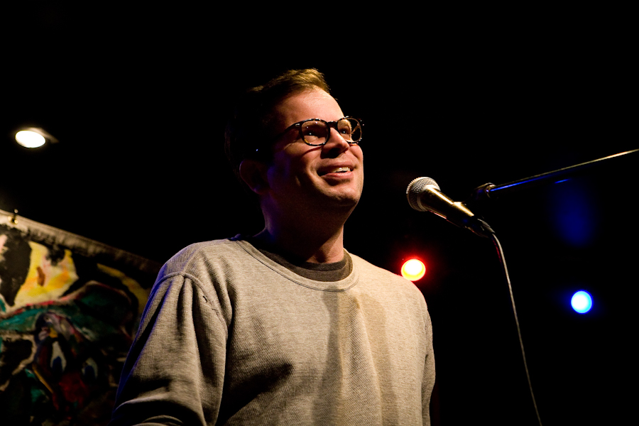20-Time Moth Story SLAM Winner, Adam Wade