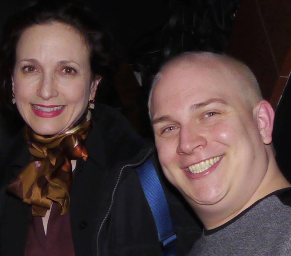 See why Bebe Neuwirth loved Danny's story.