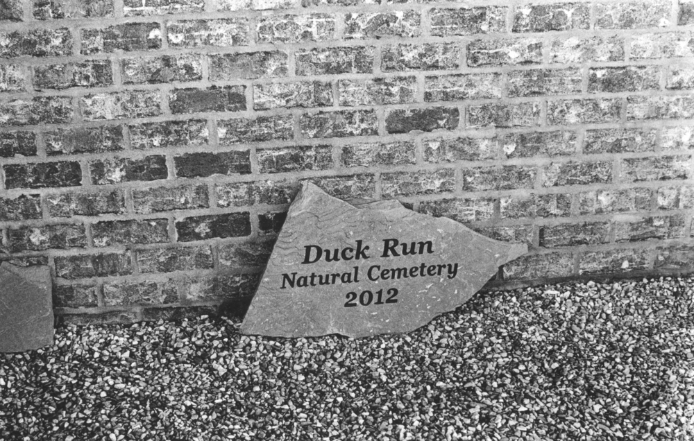 Duck Run Cemetery.