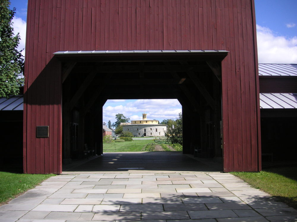 The City Of Peace, a Shaker Village in Hancock, MA
