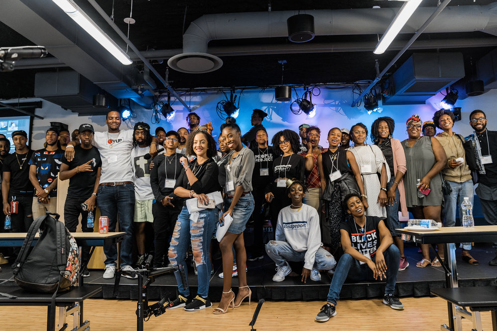 R.E.A.D.I Music Conference, photo credit: Passion Pushers Consulting Agency