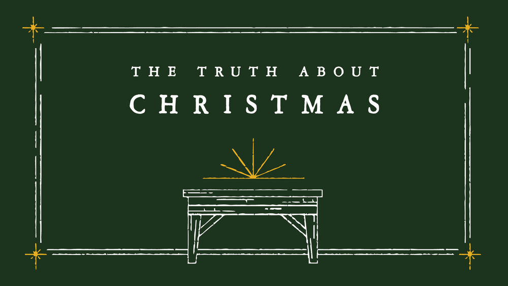 the truth about christmas the family tree city church knoxville tn - The Truth About Christmas