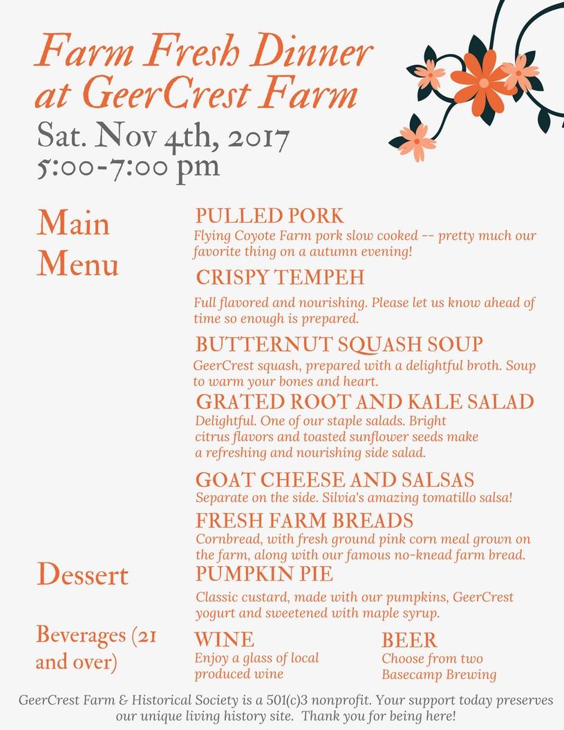 Farm Fresh Dinner Menu Nov 4th.jpg