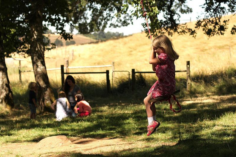 Summer camp at geercrest farm