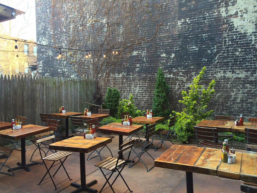 7 Solid New York City Coffee Shops With Patios — The Dayfarer