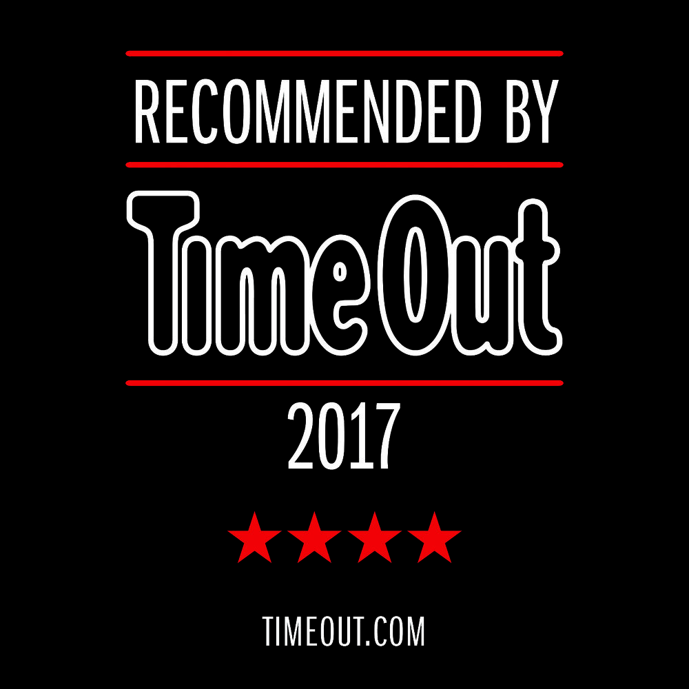 TimeOut Recommended
