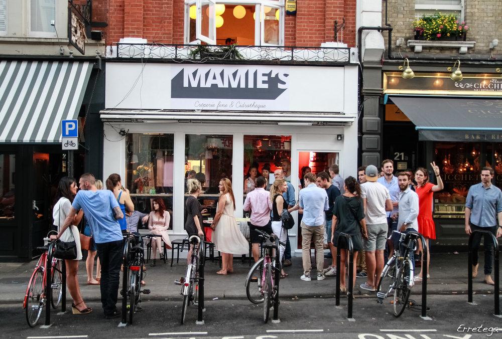 MAMIE'S Catherine street