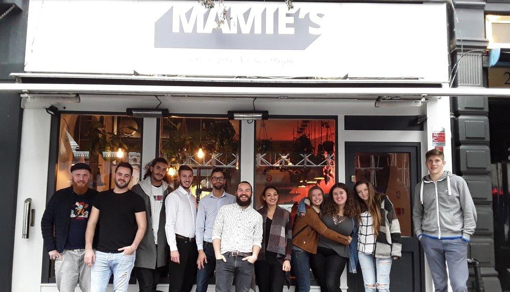 MAMIES team