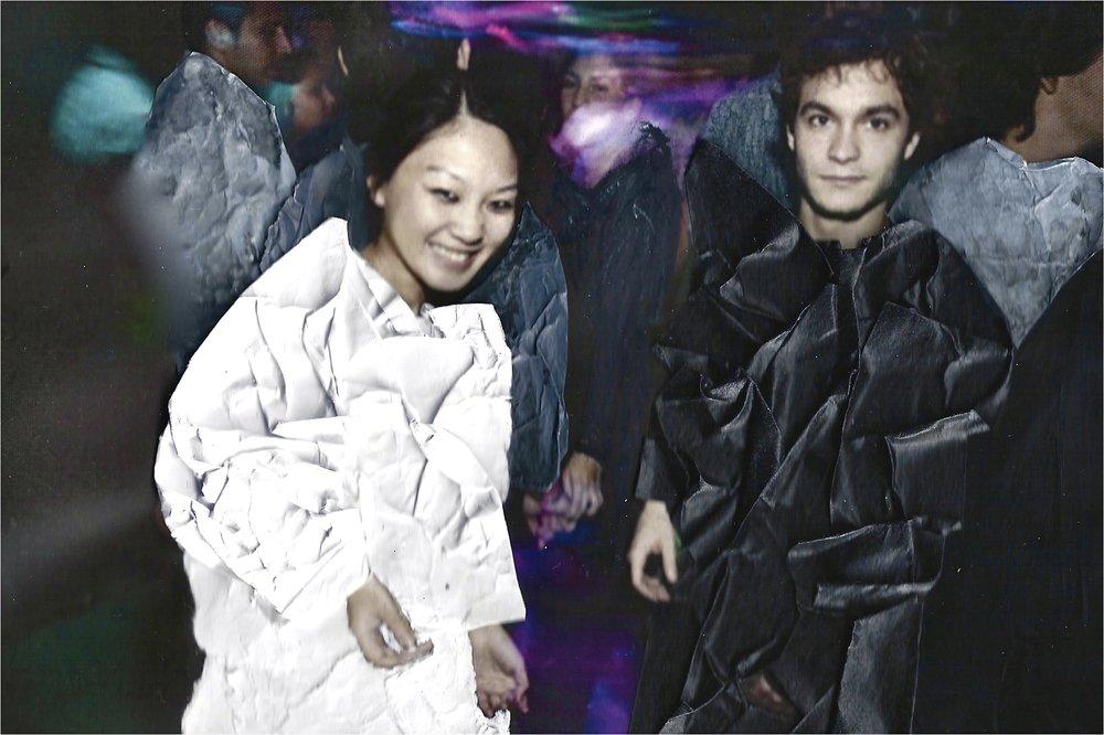 "Nightclub, 2011 Inkjet print on photo paper,5"" x 7"""