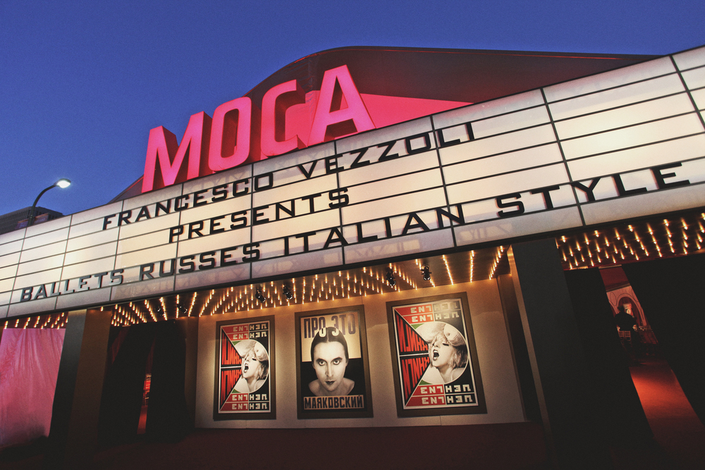 MoCA / Francesco Vezzoli: Ballets Russes Italian Style