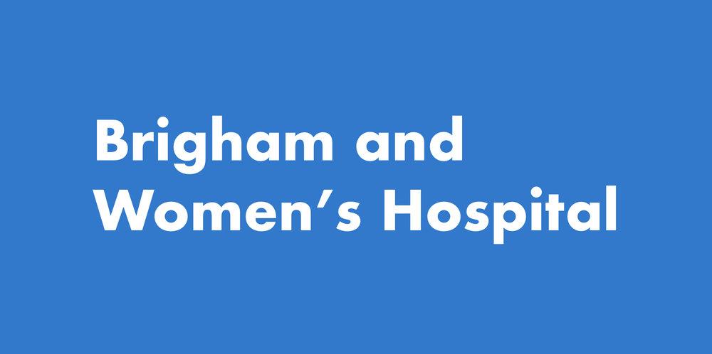 Health Equity Programs, Brigham and Women's Hospital