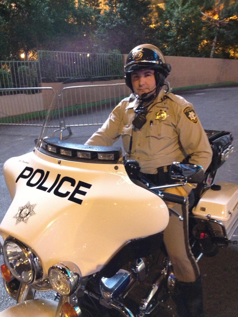 LVPD Cop