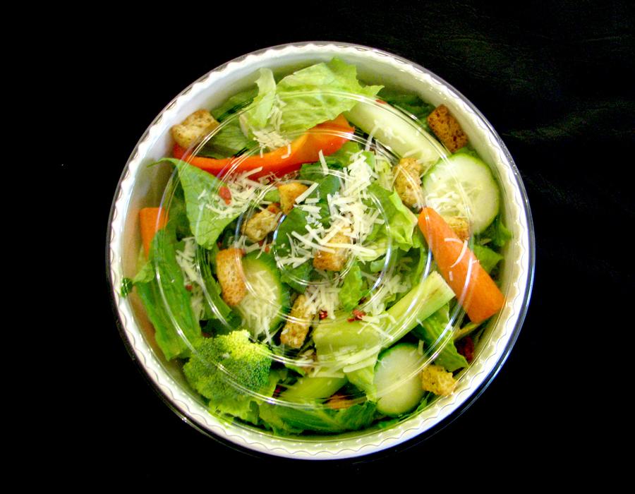 Pando cup athena round paper bowl salade