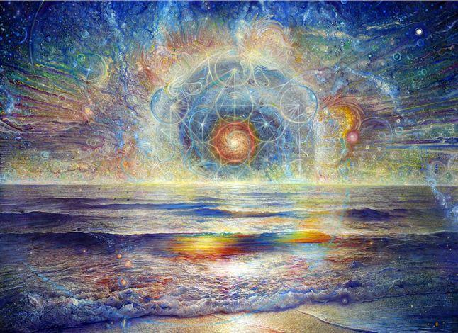 Celestial Shore, Adam Scott Miller