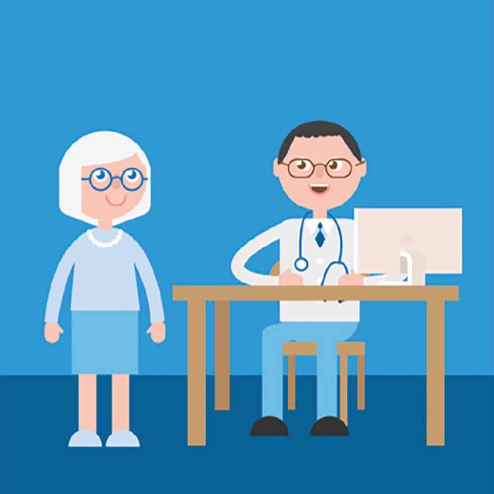 4. Résultats - Vos résultats vous seront communiqués par votre médecin.