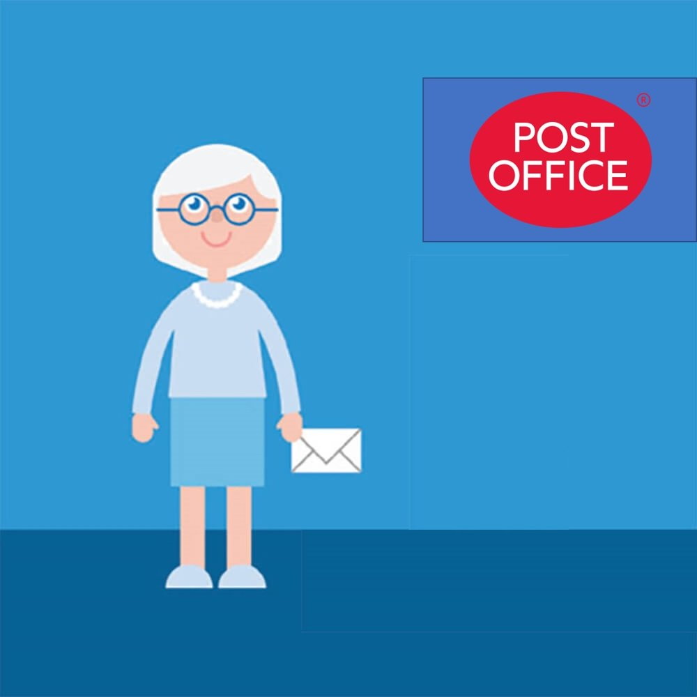 3. Return - Return in the pre-paid envelope to your local Post Office.