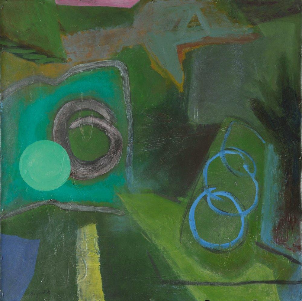 Departure(green)