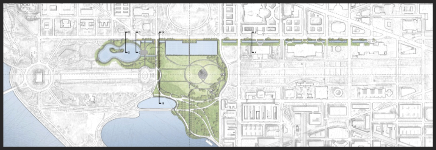 Restoring Tiber Creek: An Interior Flood Plan for Washington DC