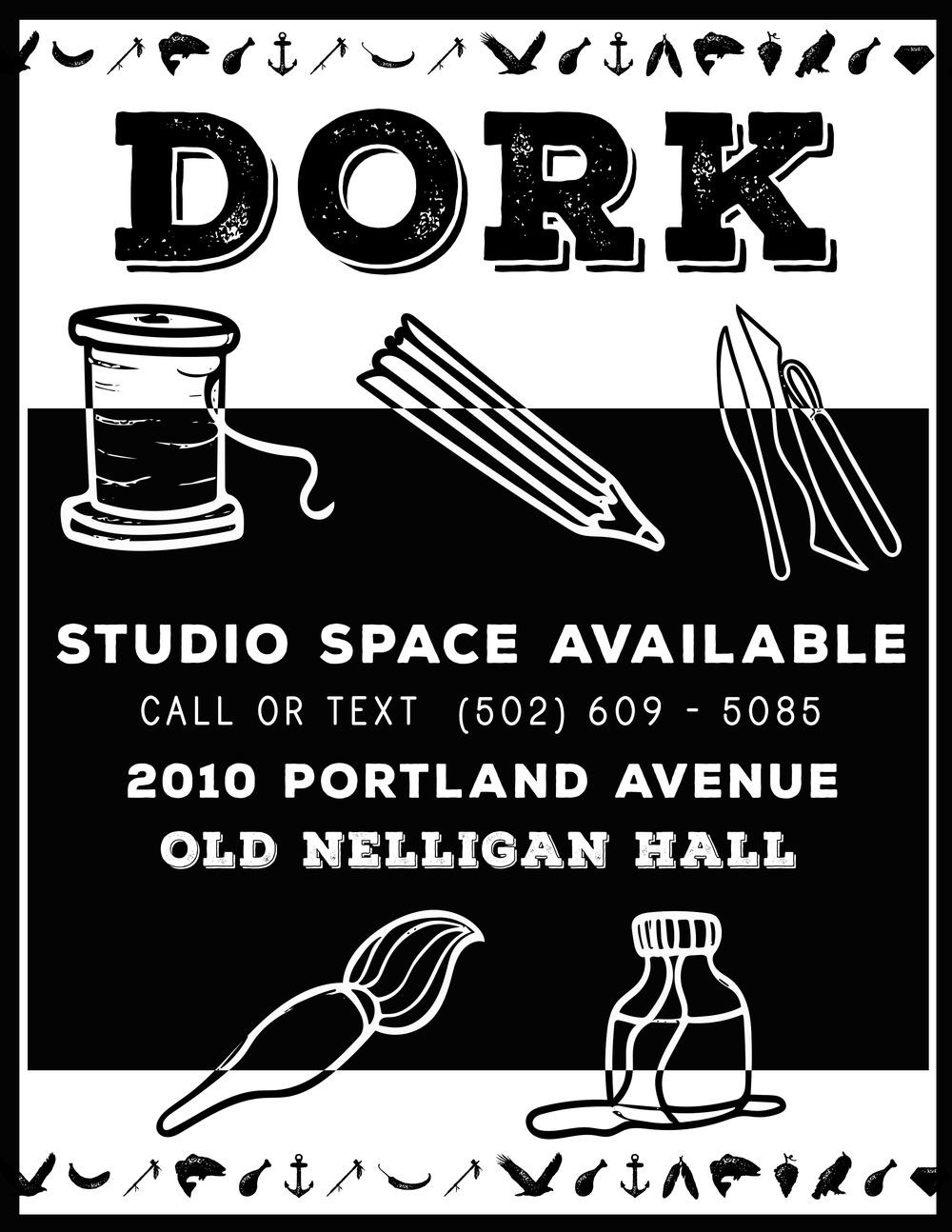 dork_studio_flyer