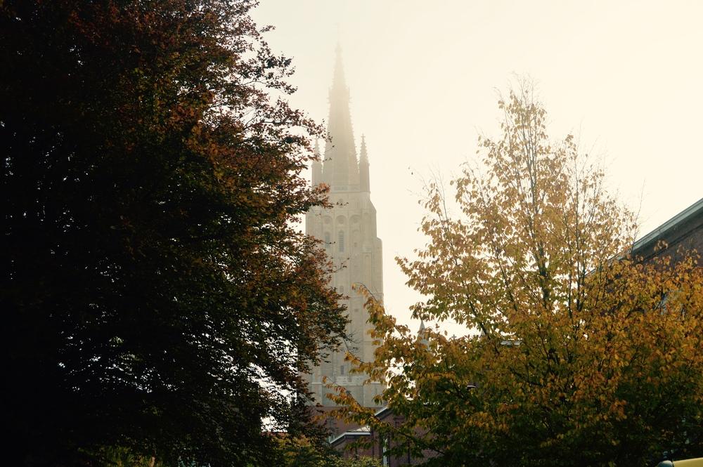 The Sint-Salvatorkathedraal