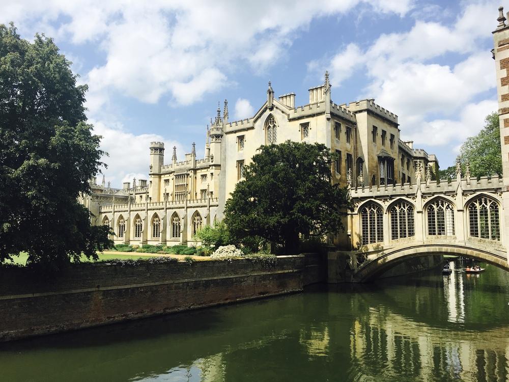 The Bridge of Sighs (Cambridge)