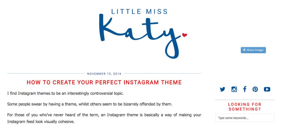 Little Miss Katy