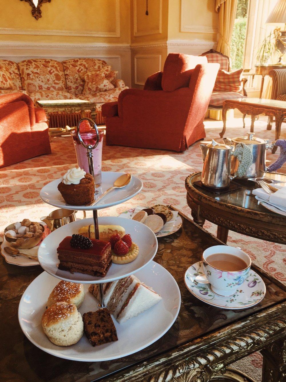 Afternoon Tea Scotland