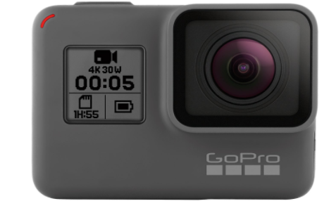 GoPro Hero 5 - Perfect travel companion!