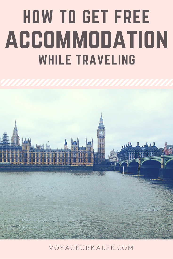 How to get FREE Accommodation While Traveling