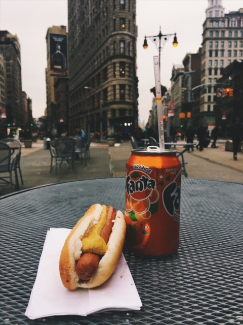 New York City Hot Dog