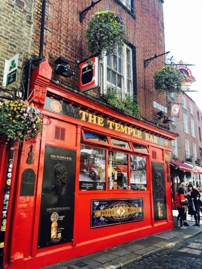 Temple Bar - Dublin, Ireland