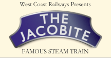 The Jacobite SteamTrain